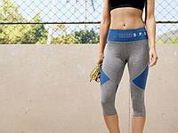Замечательные капри для фитнесса от crivit sports размер М евро 40-42 наш 46-48, фото 1