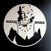 Настенные деревянные часы Shasheltoys Мерлин Диаметр 35 см (090103)