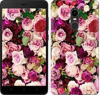 "Чехол на Redmi Note 4X Розы и пионы ""2875c-951-328"""