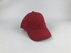 Кепка бейсболка Style (красная)