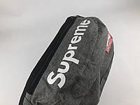 Сумка на пояс Бананка Supreme - серый, фото 1