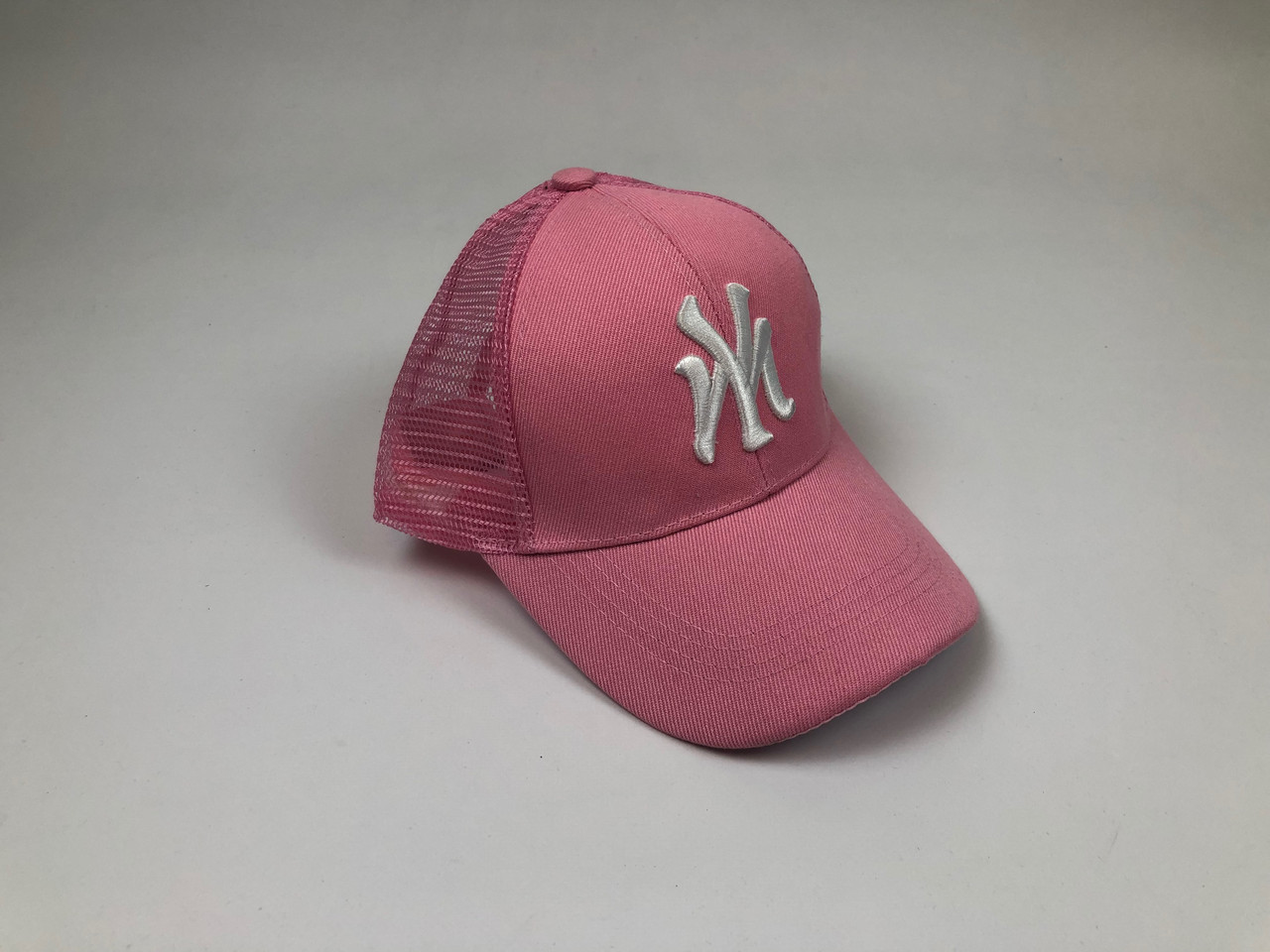Тракер бейсболка New York Yankees - розовый