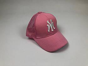 Тракер бейсболка New York Yankees - розовый