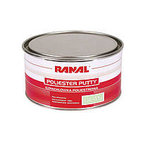 Шпатлевка со стекловолокном Ranal Glasfaser 1 кг