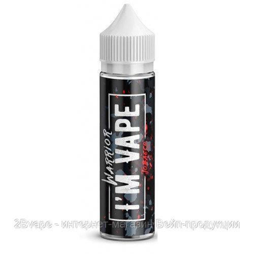 Жидкость I'm Vape Warrior - Tabacco 60ml