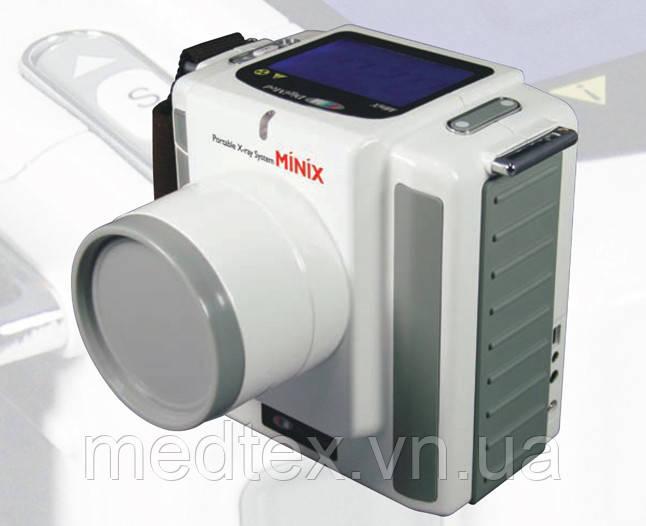 Рентген MINIX-S. Компактний портативний дентальний рентген апарат