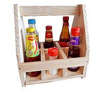 """Ящик для переноски напитков """"Мерами"""" бланже"""