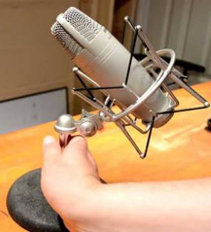 """SAMSON SP01 Держатель типа """"паук"""" для студийного конденсаторного микрофона C01, C03, C01U, фото 2"""