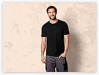 Акция  Мужская натуральная футболка Livergy Германия размер L  52-54, фото 1