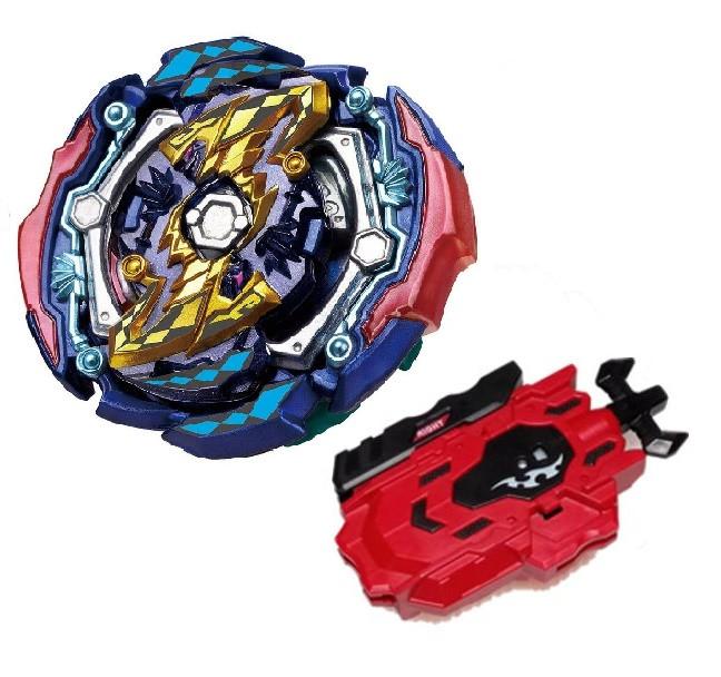 Волчок Карающий Джокер Гачи Бейблейд (Kill Joker Judgment Gachi)  с пусковым устройством