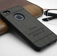 Стильный прорезиненный чехол для iphone 5/5s