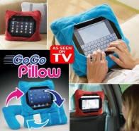 Подушка для планшета 3 в 1 GoGo Pillow, фото 1
