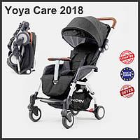 Прогулочная коляска YOYACare 2018 X6ДетскаяЧерная
