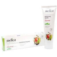 Зубная паста Melisa для кровоточащих десен с экстрактом каштана 100 мл