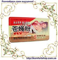Канингафен возбудитель для женщин средство в порошке 4 пакетика в упаковке, фото 1