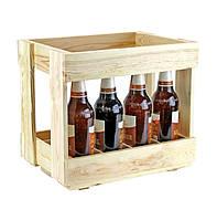 """Ящик для переноски напитков """"Августин"""" бланже"""