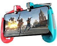 Геймпад Seuno AK-16 триггеры для Pubg mobile pink & blue