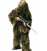 Маскировочный костюм ( Маскхалат PUBG, кикимора, хамелеон, леший ) Seuno