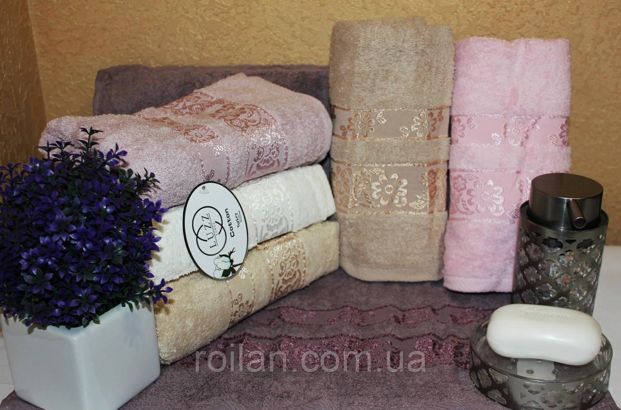 Банныетурецкие полотенца Luzz Acelya