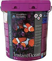 Соль для морского аквариума Aquarium Systems Instant Ocean 20 для 600 л ведро