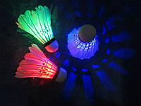 Волан перьевой с подсветкой