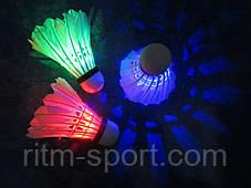 Волан перьевой с подсветкой, фото 2