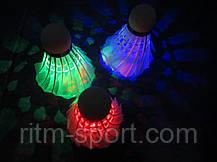 Волан перьевой с подсветкой, фото 3