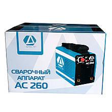 Сварочный инвертор Днестр АС 260