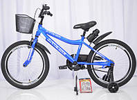 "Велосипед INTENSE 20"" N-200 Blue, фото 1"