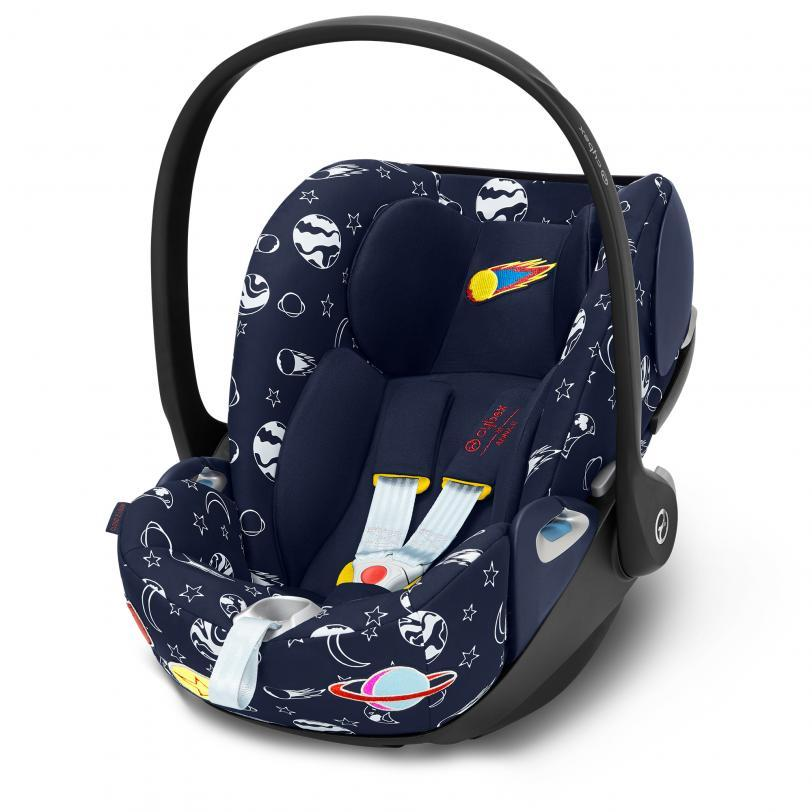 Cybex - Автокресло Cloud Z-iSize Anna K Space Rocket