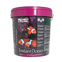 Соль для морского аквариума Aquarium Systems Instant Ocean  25 кг для 750 л ведро