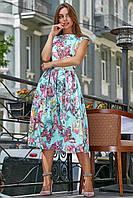 Нарядное женское платьеn для праздничного летнего настроения!