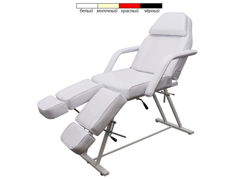 Кресло кушетка педикюрно-косметологическая модель 240