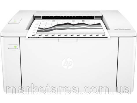Принтер лазерный, офисный, черно - белый хьюлетт паккард HP LaserJet Pro M102w with Wi-Fi (G3Q35A)