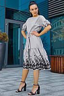 Роскошное молодежное платье