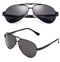 Мужсие Солнцезащитные очки с логотипом Mercedes-Benz Черные, фото 1
