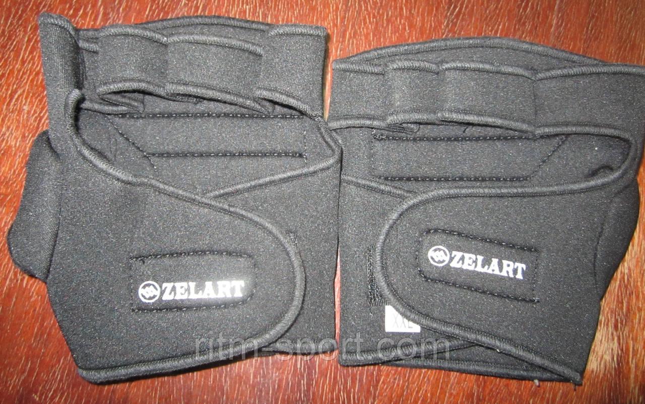 Перчатки (накладки) для поднятия веса
