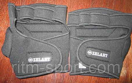 Рукавички (накладки) для підняття ваги, фото 2