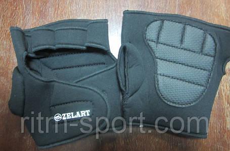 Перчатки (накладки) для поднятия веса, фото 2