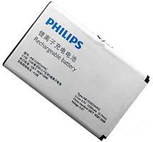 Аккумулятор батарея AB1530BDWMC для Philips Xenium W626 V816 X815 X516 X518 X830 X620 X603 X626 оригинал