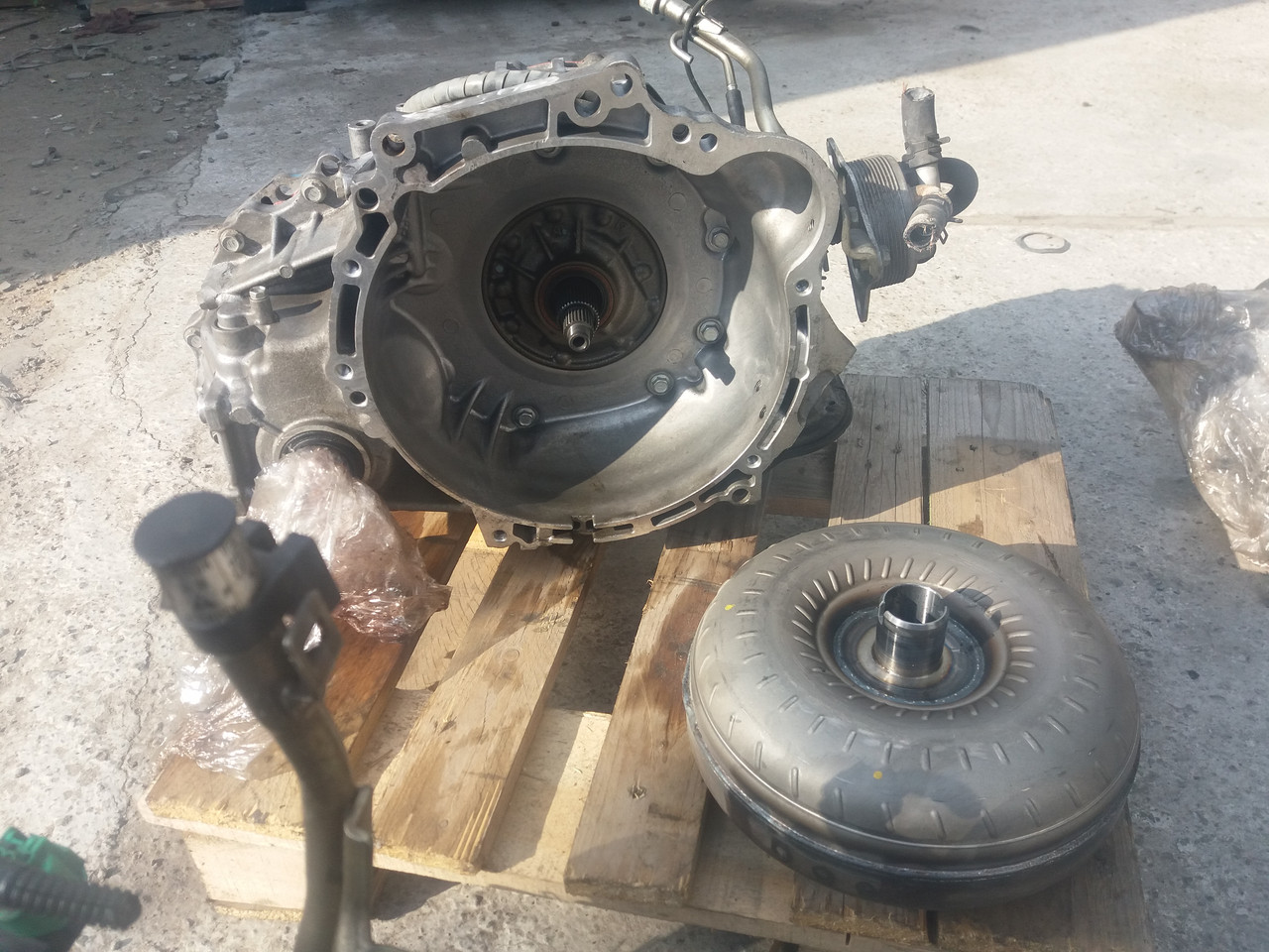 АКПП Toyota Avensis T250 U341E 1.8 1ZZ 3050020A31