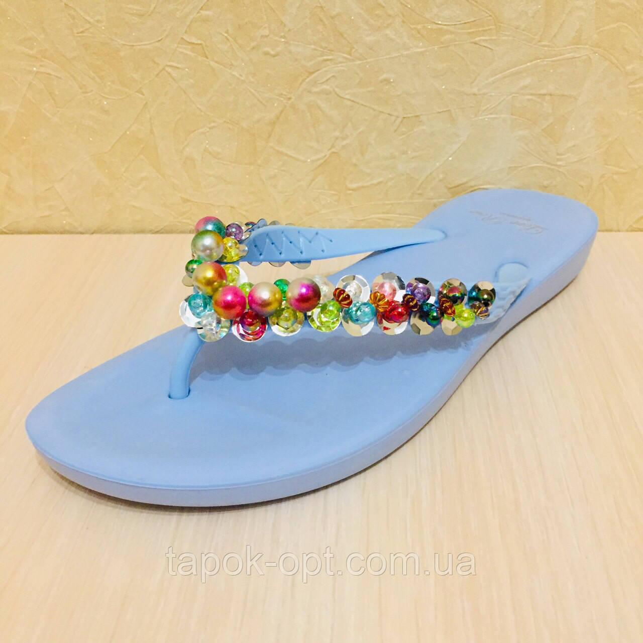 Обувь пляжная женская Gipanis