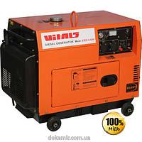 Дизельный генератор Vitals ERS 4.6dt (мощность 4.6 кВт)