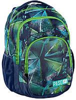 Рюкзак молодежный с принтом PASO 30L 18-2706RG