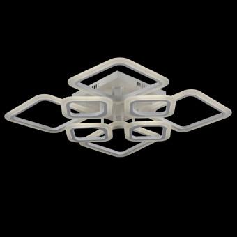 Люстра светодиодная  SC-8635/4+4 WH