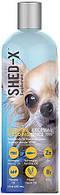 00516 SynergyLabs Shed-X Dog добавка для вовни проти линьки, 473 мл