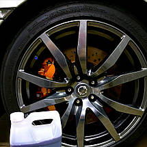 Концентрат для чистки колесных дисков - Meguiar's Detailer Wheel Brightener 3,78 л. (D14001), фото 3