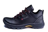 Мужские кожаные кроссовки  Columbia Tracking (реплика)