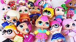 Кукла L.O.L. Surprays 1 SEASON (LOL/ЛОЛ) 1 сезон - копия отличное качество
