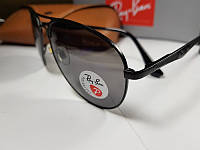 Брендовые очки Ray ban aviator 4633  - polarized- унисекс